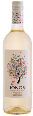 Вино белое сухое «Ionos, 0.75 л»