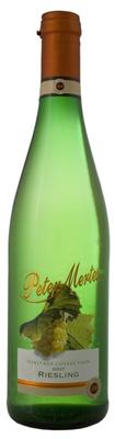 Вино белое полусухое «Riesling»