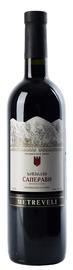 Вино красное сухое «Metreveli Saperavi» 2016 г.