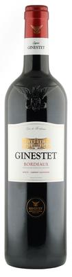 Вино красное сухое «Ginestet Bordeaux» 2016 г.