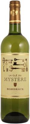 Вино белое сухое «La Cle du Mystere» 2016 г.