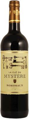 Вино красное сухое «La Cle du Mystere» 2016 г.