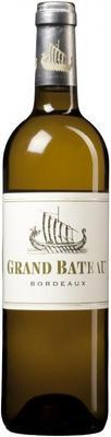 Вино белое сухое «Grand Bateau Blanc» 2016 г.