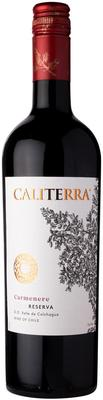 Вино красное сухое «Carmenere Reserva» 2016 г.