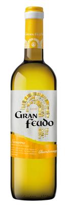 Вино белое сухое «Gran Feudo Chardonnay» 2016 г.