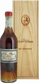 Арманьяк «Baron G. Legrand 1984 Bas Armagnac» в деревянной подарочной упаковке