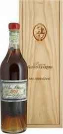Арманьяк «Baron G. Legrand 1967 Bas Armagnac» в деревянной подарочной упаковке