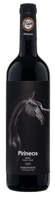 Вино красное сухое «Pirineos Somontano»
