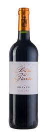 Вино красное сухое «Chateau des Graves» 2011 г.