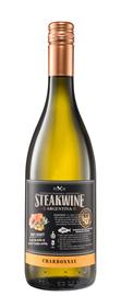 Вино белое полусухое  «Steakwine Chardonnay» 2017 г.