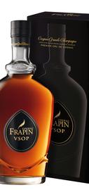 Коньяк французский «Frapin VSOP Grande Champagne, 0.7 л» в подарочной упаковке