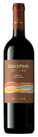 Вино красное полусухое «CollePino» 2015 г.