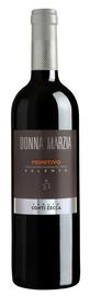 Вино красное полусухое  «Donna Marzia Primitivo» 2016 г.