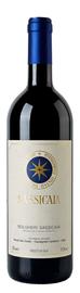 Вино красное сухое  «Sassicaia» 2014 г.