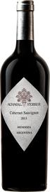 Вино красное сухое «Cabernet Sauvignon» 2013 г.