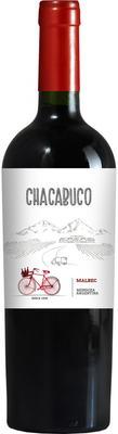 Вино красное сухое «Chacabuco Malbec»