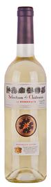 Вино белое сухое  «Selection des Chateaux de Bordeaux Blanc»