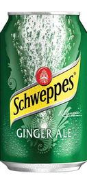 Газированный напиток «Schweppes Ginger Ale»