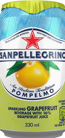 Газированный напиток «S. Pellegrino Pompelmo»