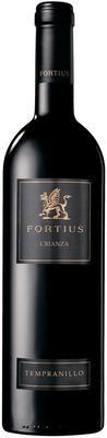 Вино красное сухое «Fortius Crianza» 2014 г.