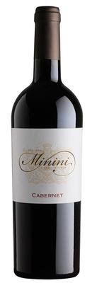 Вино красное сухое «Minini Cabernet, 0.375 л» 2015 г.
