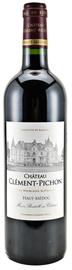 Вино красное сухое «Chateau Clement-Pichon» 2012 г.