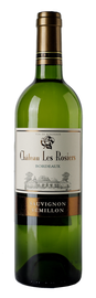 Вино белое сухое «Chateau Les Rosiers» 2016 г.