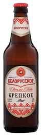 Пиво «Белорусское Крепкое»