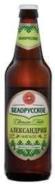 Пиво «Белорусское Александрия мягкое»