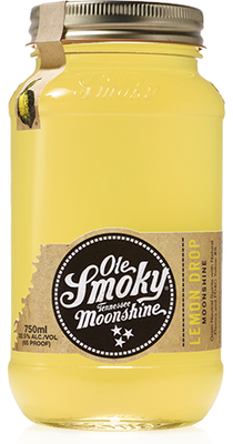 Муншайн «Lemon Drop Moonshine »