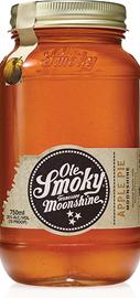 Муншайн «Apple Pie Moonshine» крепость составляет 35 °C