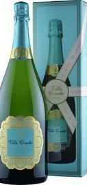 Шампанское белое брют  «Villa Conchi Cava Brut Seleccion» в подарочной упаковке