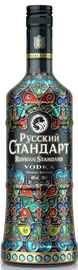 Водка «Русский Стандарт» сувенирная бутылка Cloissone