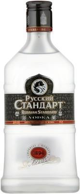 Водка «Русский Стандарт, 0.38 л» фляжка