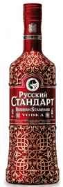 Водка «Русский Стандарт Лимитед Эдишн Ред»