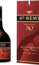 Бренди «Saint-Remy Authentic XO» в подарочной упаковке