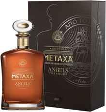 Метакса «Metaxa Angels' Treasure» в подарочной упаковке