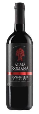 Вино красное полусухое «Alma Romana Sangiovese Rubicone»