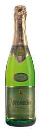 Вино игристое белое полусладкое «Артемовское»
