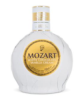 Ликер «Mozart White Chocolate Vanilla Cream»