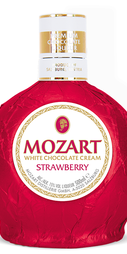 Ликер «Mozart White Chocolate Cream Strawberry»
