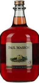 Вино розовое полусладкое «Paul Masson Rose»