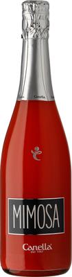 Вино игристое розовое  «Mimosa»