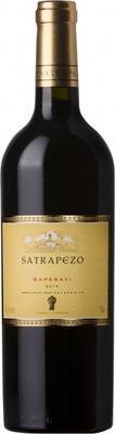 Вино столовое красное сухое «Satrapezo Saperavi»