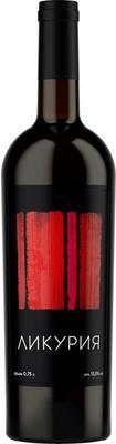 Вино красное сухое «Ликурия Красное» 2017 г.