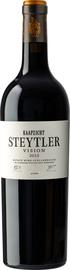 Вино красное сухое «Steytler Vision»