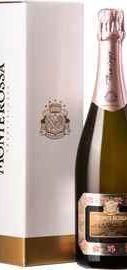 Вино игристое розовое брют  «Flamingo Brut Rose» в подарочной упаковке