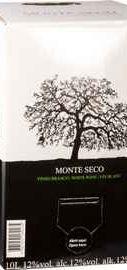 Вино белое сухое «Monte Seco White (Tetra Pak)»