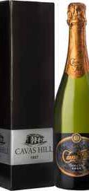 Вино игристое белое брют «Cava Cuvee 1887 Brut» в подарочной упаковке