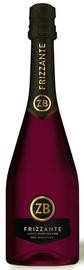 Вино игристое жемчужное красное полусладкое «ZB wine FRIZZANTE»